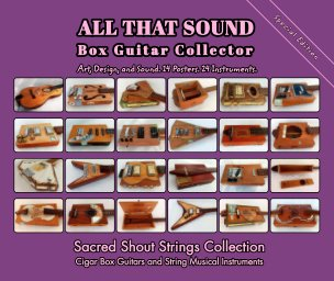 ALL THAT SOUND. Box Guitar Collector. book cover
