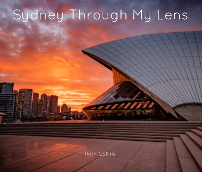 Sydney Through My Lens book cover