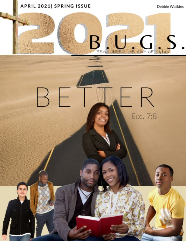 View BETTER Magazine -April 2021 by Debbie Watkins