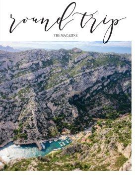 Round Trip: the Magazine book cover