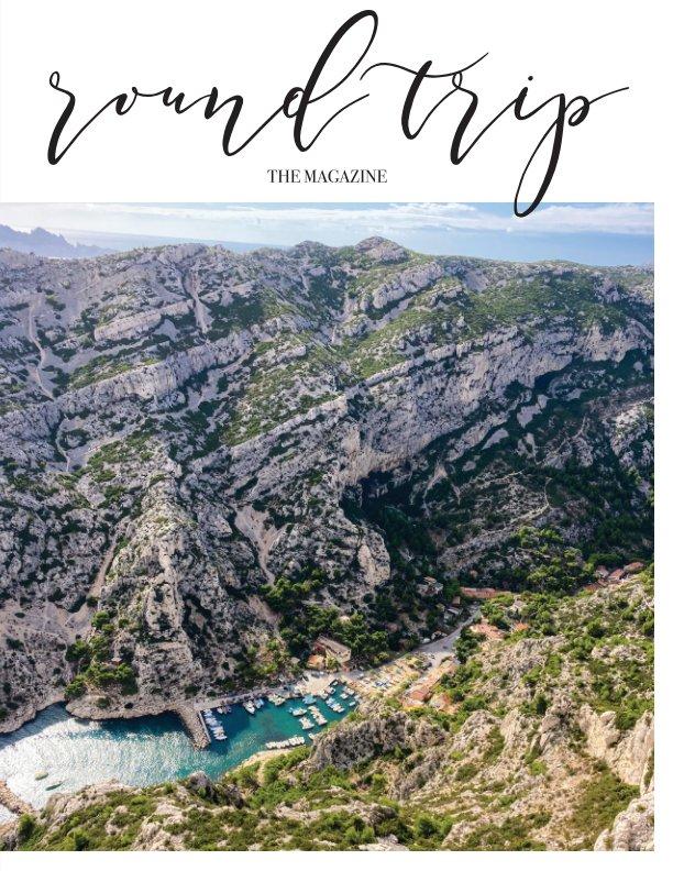 View Round Trip: the Magazine by Kristin Blake