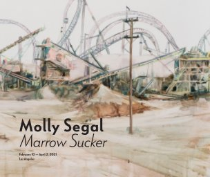 Molly Segal | Marrow Sucker book cover