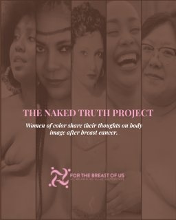 The Naked Truth Project for Breast Cancer Thrivers book cover
