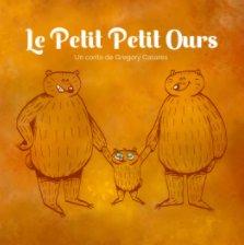 Le Petit Petit Ours book cover