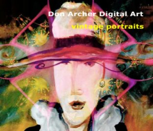 Don Archer Digital Art book cover