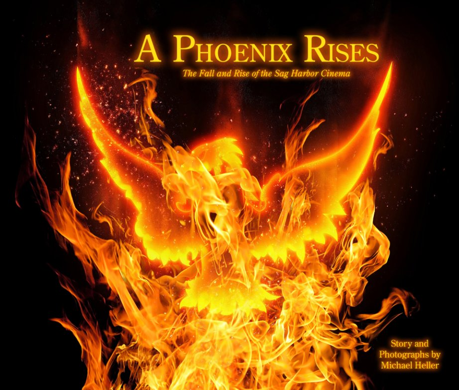 View A Phoenix Rises by Michael Heller