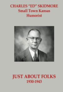 Just About Folks 1930-1943 book cover