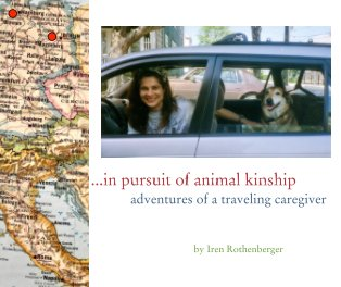 in pursuit of animal kinship book cover