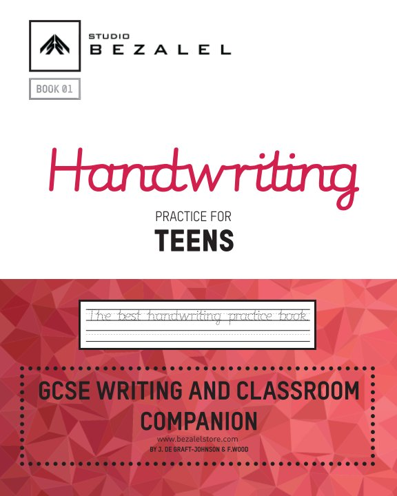 View Handwriting Practice for Teens Book 01 by J De Graft-Johnson  F Wood