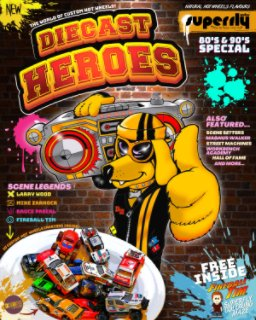 Diecast Heroes Issue One book cover