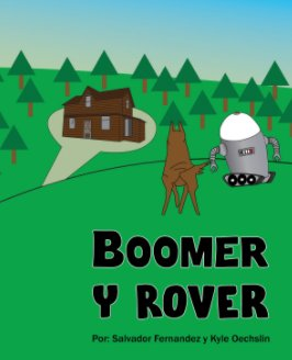Boomer Y Rover book cover