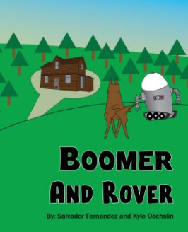 Boomer and Rover book cover