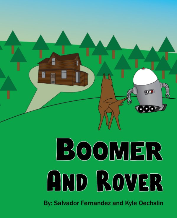 Bekijk Boomer and Rover op Salvador and Kyle