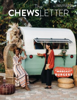 The Chews Letter Magazine book cover