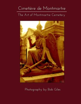 Cimetière de Montmartre book cover
