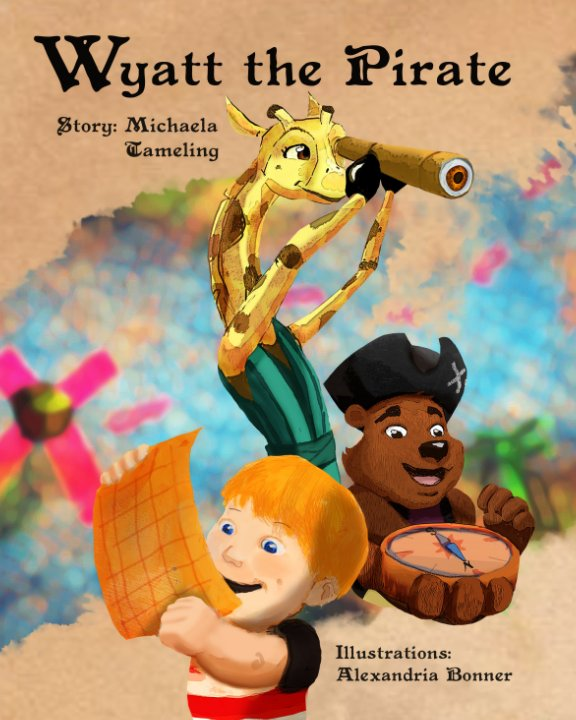 Bekijk Wyatt the Pirate op Michaela Tameling