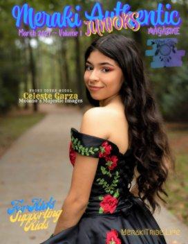 Meraki Authentic Juniors March 2021 book cover
