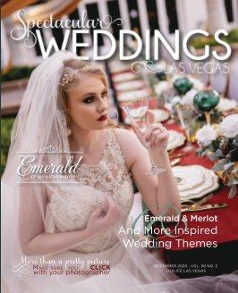 Vol. 30 N0. 2 Spectacular Weddings of Las Vegas book cover