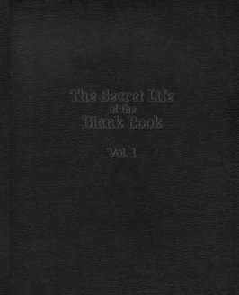 The Secret Life of the Blank Book book cover
