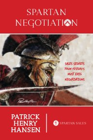 Spartan Negotiation book cover