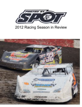 2012 Racing Season in Review book cover