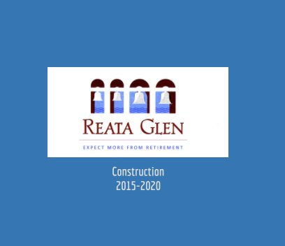 #5 Reata Glen 2015-2020 book cover