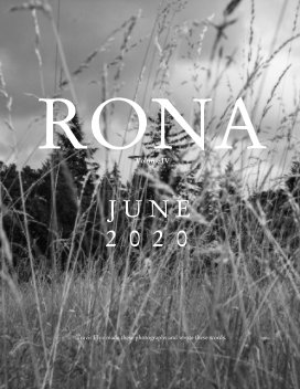 Rona Mag: June 2020 book cover