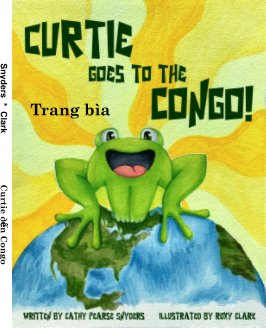 Curtie Goes to the Congo-Vietnamese book cover