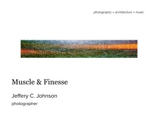 Muscle and Finesse book cover