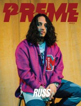 Preme Magazine Issue 26: Russ book cover