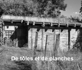 De tôles et de planches book cover