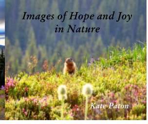 Images of Hope and Joy in Nature book cover