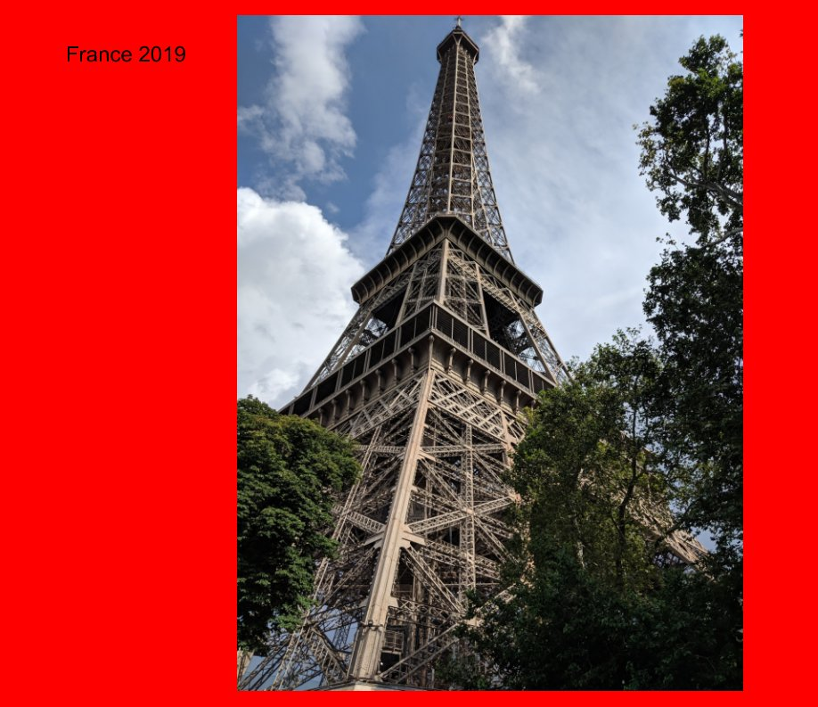 View France 2019 by Mark Boyle
