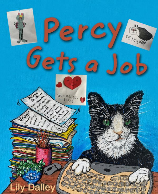 View Percy Gets a Job by Lily Dalley