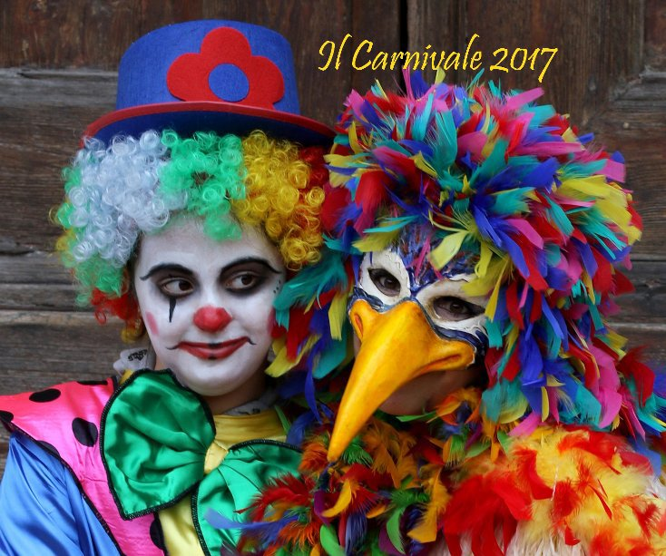 View Il Carnivale 2017 by Marilyn Taylor