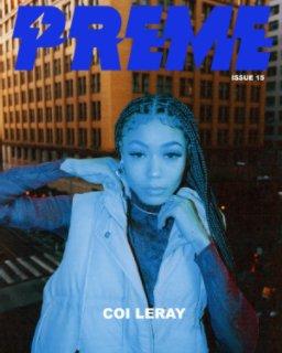 Preme Magazine : Coi Leary book cover