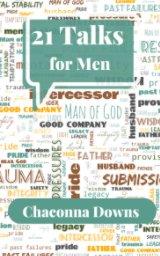 21 Talks for Men book cover
