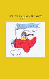 Lolly's Animal Alphabet book cover