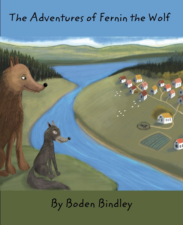 View Fernin the Wolf by Boden Bindley