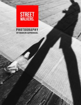 Street walkers. book cover
