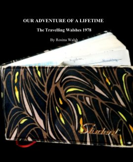 Our Adventure of a Lifetime portrait book cover