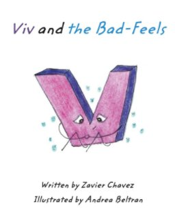 Viv and the Bad-Feels book cover