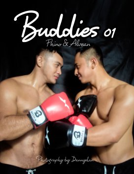 Buddies 01 Fhino and Alvean book cover