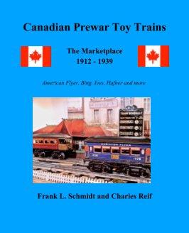 Canadian Prewar Toy Trains book cover