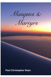 Masques and Martyrs book cover