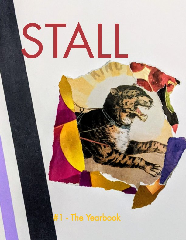 View STALL #1 - The Yearbook by Martin Molloy