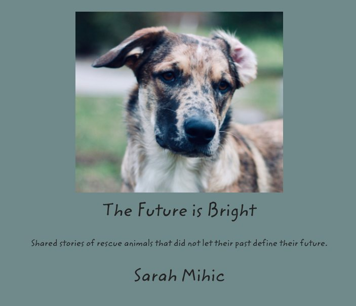 View The Future is Bright by Sarah Mihic