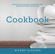 Community Cookbook book cover