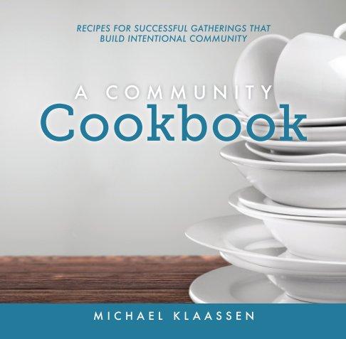 View Community Cookbook by Mike Klaassen