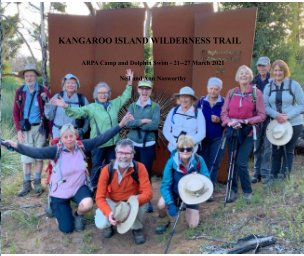 Kangaroo Island Wilderness Trail book cover